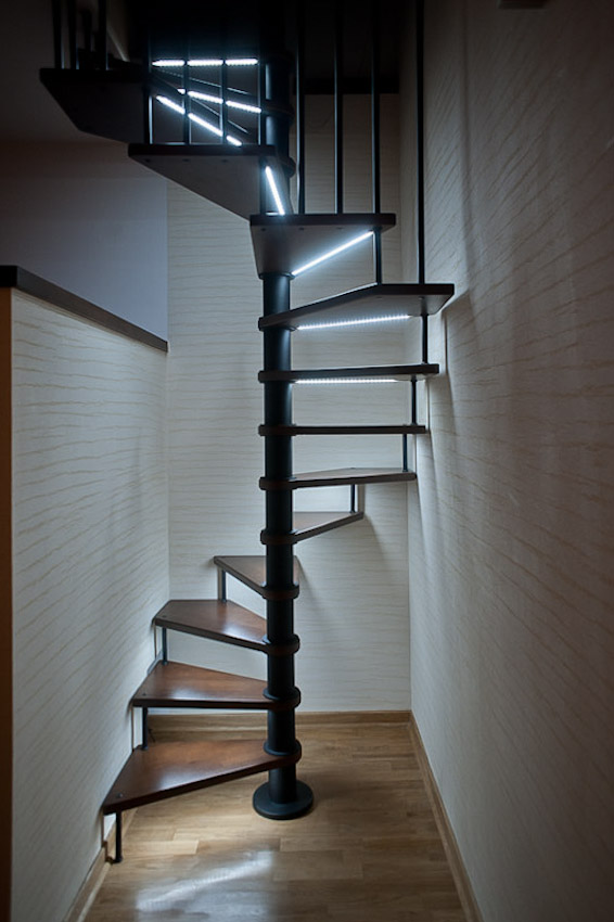 Jak podświetlić schody